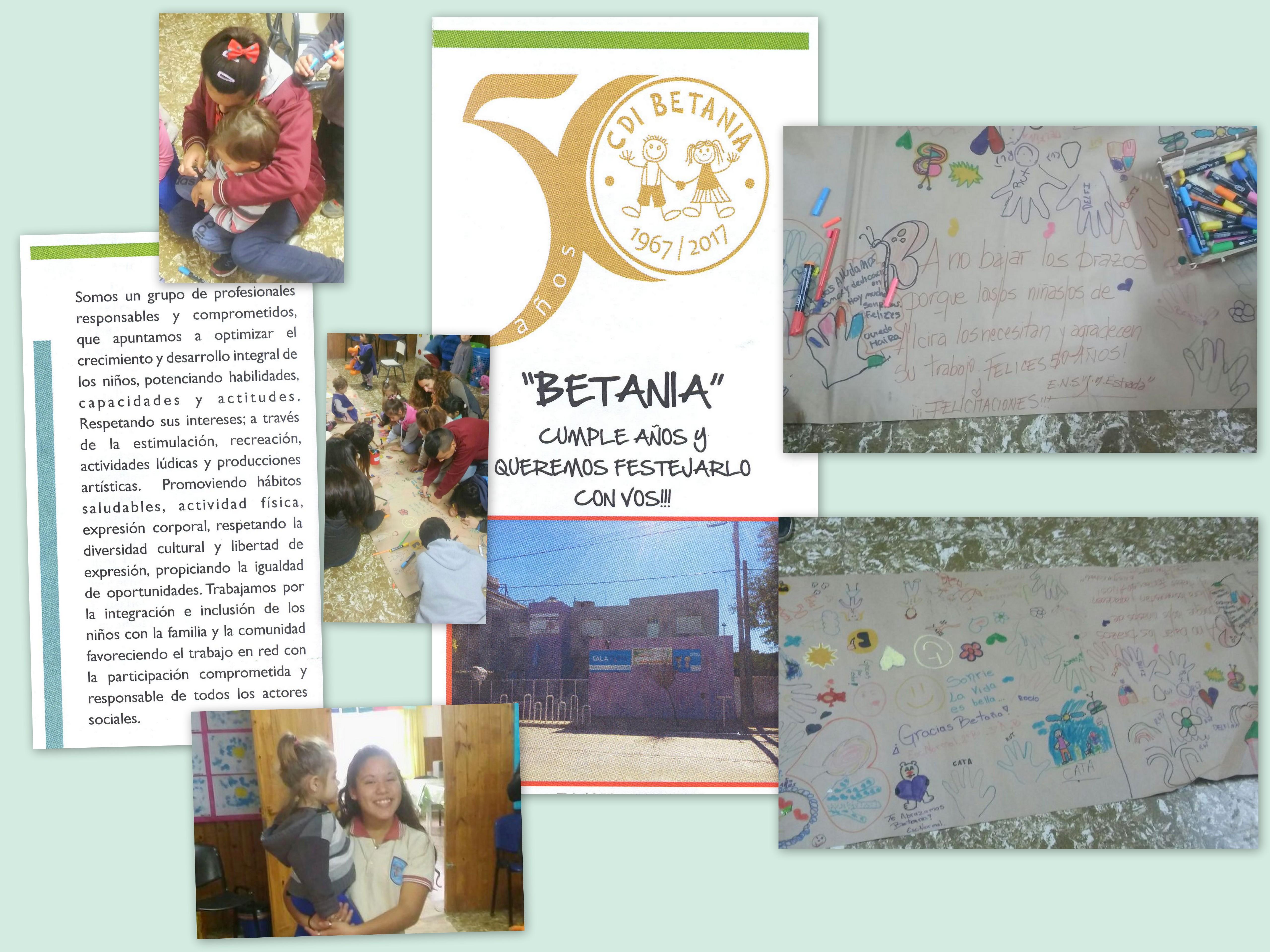 50 años Betania